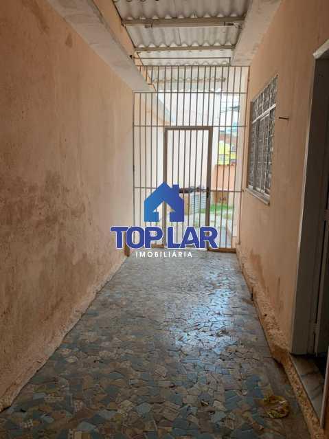 20. - Casa linear, 1 quarto com garagem em Irajá - HACA10003 - 21
