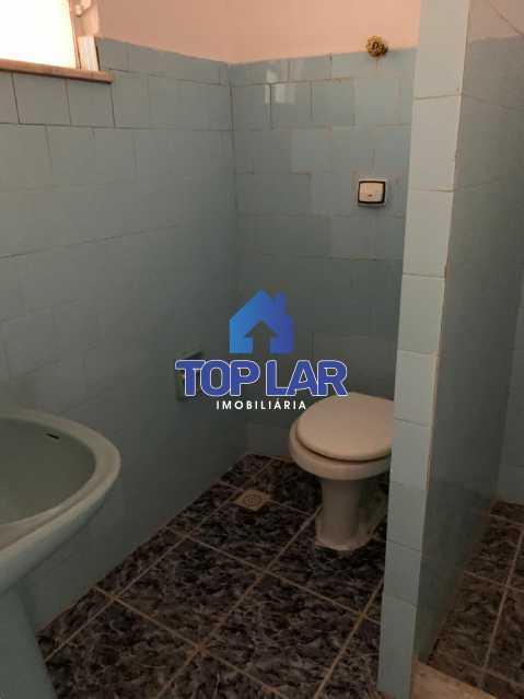 18. - Casa no segundo andar, 1 quarto em Irajá - HAAP10030 - 20