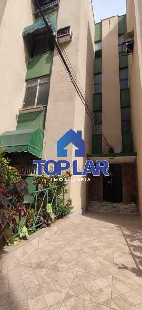 02. - Apartamento 1 quarto em Braz de Pina ! - HAAP10031 - 3
