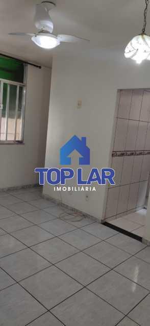 05. - Apartamento 1 quarto em Braz de Pina ! - HAAP10031 - 6