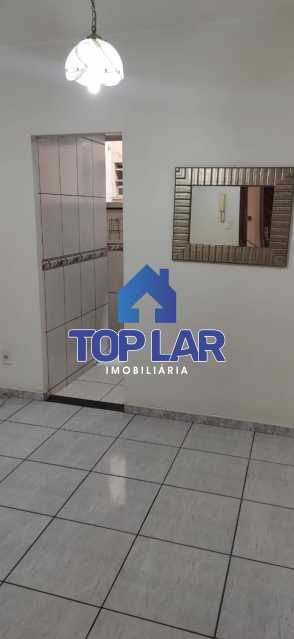 06. - Apartamento 1 quarto em Braz de Pina ! - HAAP10031 - 7
