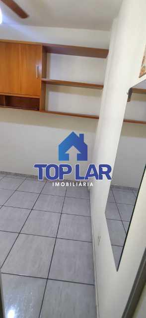 22. - Apartamento 1 quarto em Braz de Pina ! - HAAP10031 - 23