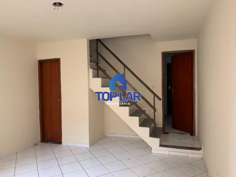 IMG_0606 - Apartamento Duplex Geminado, 2 quartos Perto Polo Gastronômico Vista Alegre. - HAAP20184 - 6