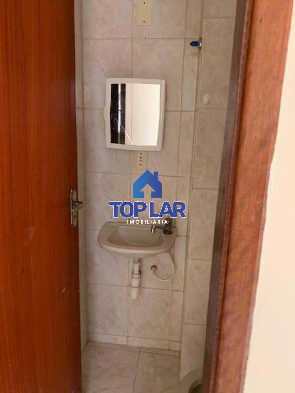 IMG_0608 - Apartamento Duplex Geminado, 2 quartos Perto Polo Gastronômico Vista Alegre. - HAAP20184 - 8