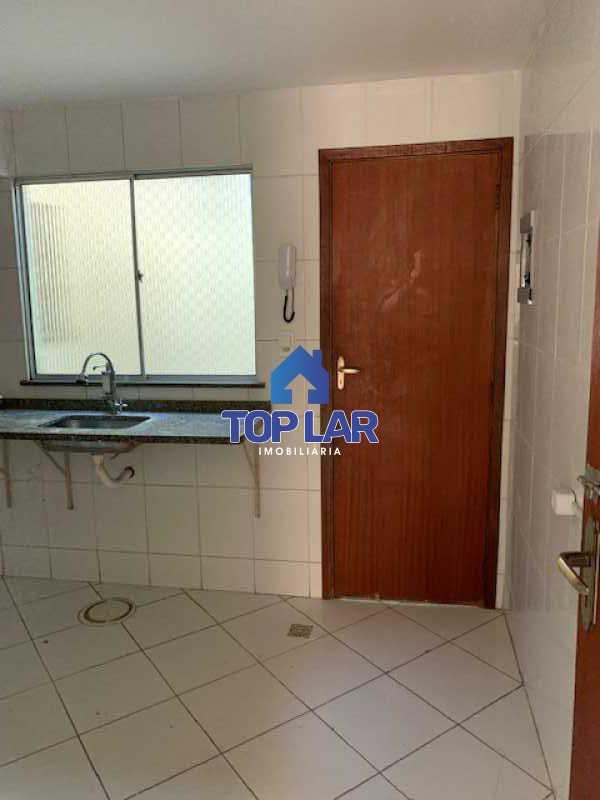 IMG_0609 - Apartamento Duplex Geminado, 2 quartos Perto Polo Gastronômico Vista Alegre. - HAAP20184 - 9