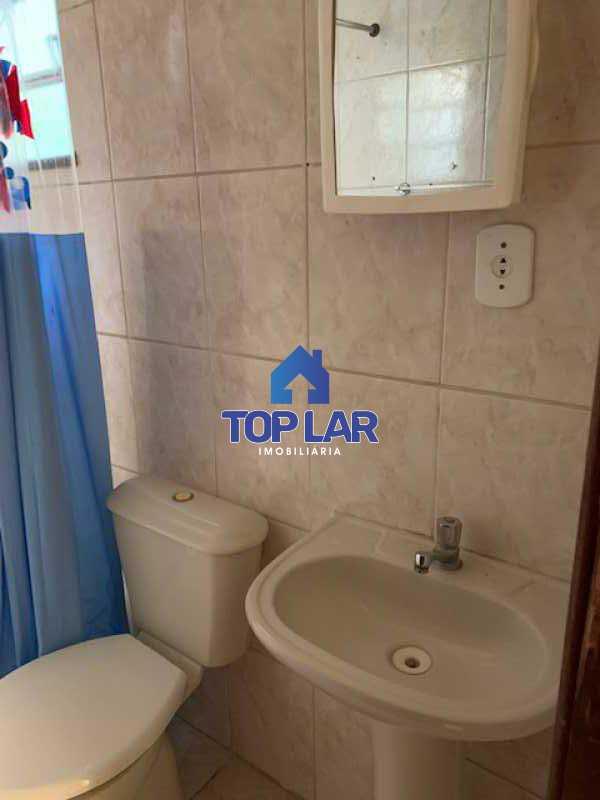 IMG_0616 - Apartamento Duplex Geminado, 2 quartos Perto Polo Gastronômico Vista Alegre. - HAAP20184 - 17