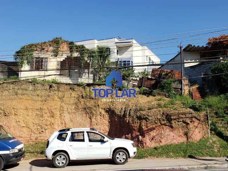 02 - Terreno de 01 Platô e Linear - com casa velha! Frente - 17mts - TOTAL - 430m². (Bem próx. Shopping Taquara Plaza) - HALT00001 - 3