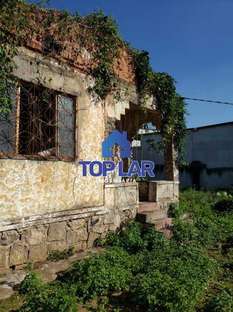 11 - Terreno de 01 Platô e Linear - com casa velha! Frente - 17mts - TOTAL - 430m². (Bem próx. Shopping Taquara Plaza) - HALT00001 - 12