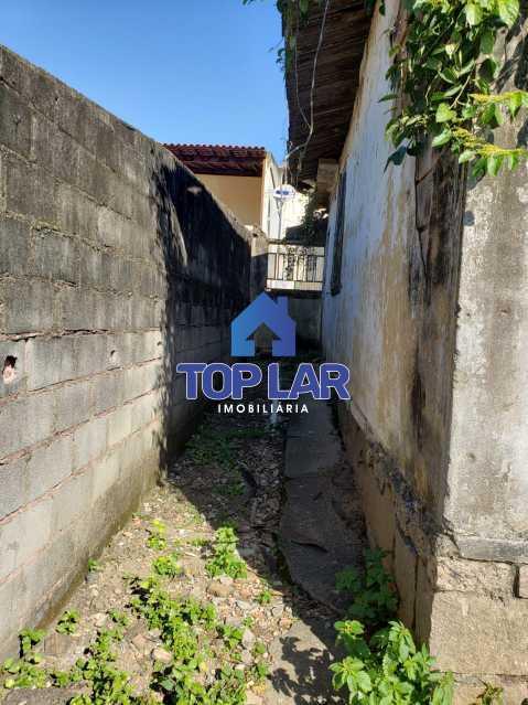 13 - Terreno de 01 Platô e Linear - com casa velha! Frente - 17mts - TOTAL - 430m². (Bem próx. Shopping Taquara Plaza) - HALT00001 - 14