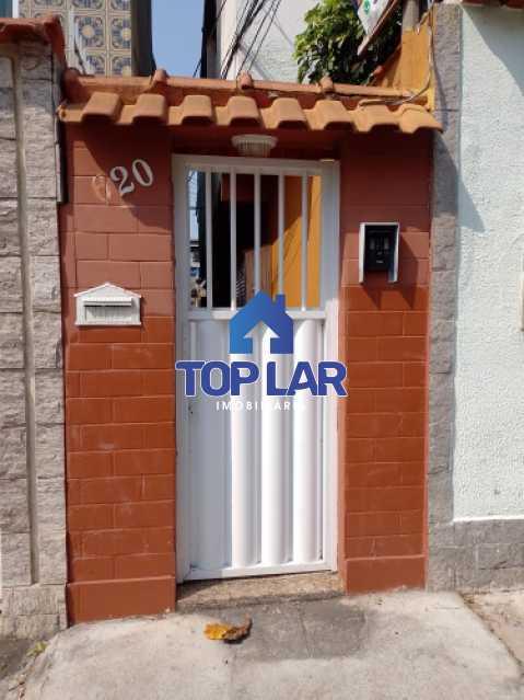 IMG_20210921_140413 - Casa de Vila com 1 quarto na Vila da Penha !!! - HACV10004 - 1