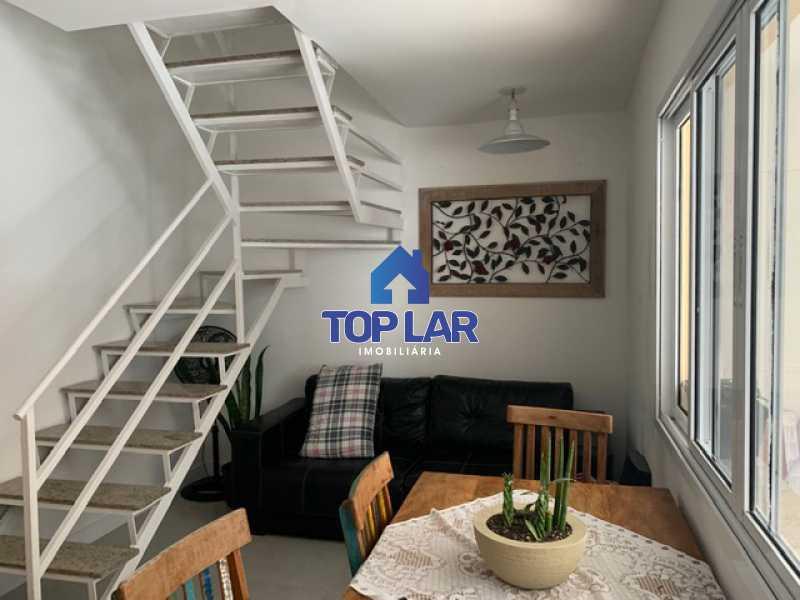 IMG_0950 - Casa Duplex, 3 quartos, condomínio com piscina e churrasqueira no bairro do Tanque. - HACN30008 - 3