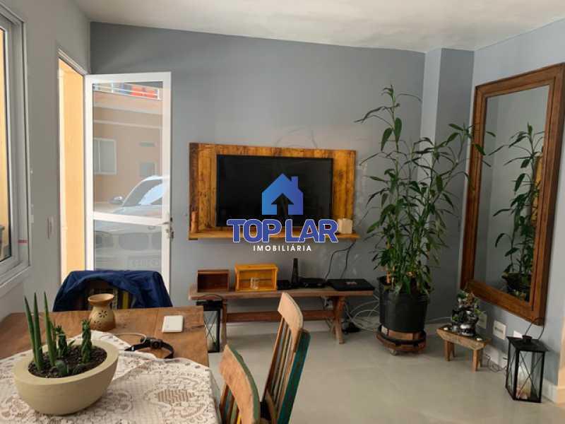 IMG_0951 - Casa Duplex, 3 quartos, condomínio com piscina e churrasqueira no bairro do Tanque. - HACN30008 - 1