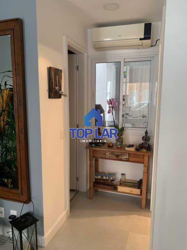 IMG_0952 - Casa Duplex, 3 quartos, condomínio com piscina e churrasqueira no bairro do Tanque. - HACN30008 - 4