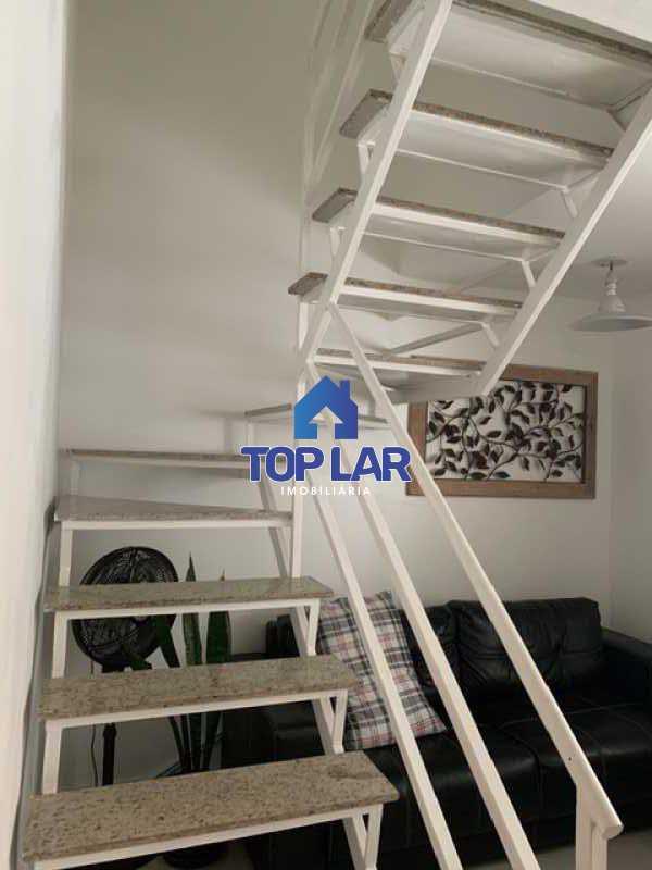 IMG_0954 - Casa Duplex, 3 quartos, condomínio com piscina e churrasqueira no bairro do Tanque. - HACN30008 - 6