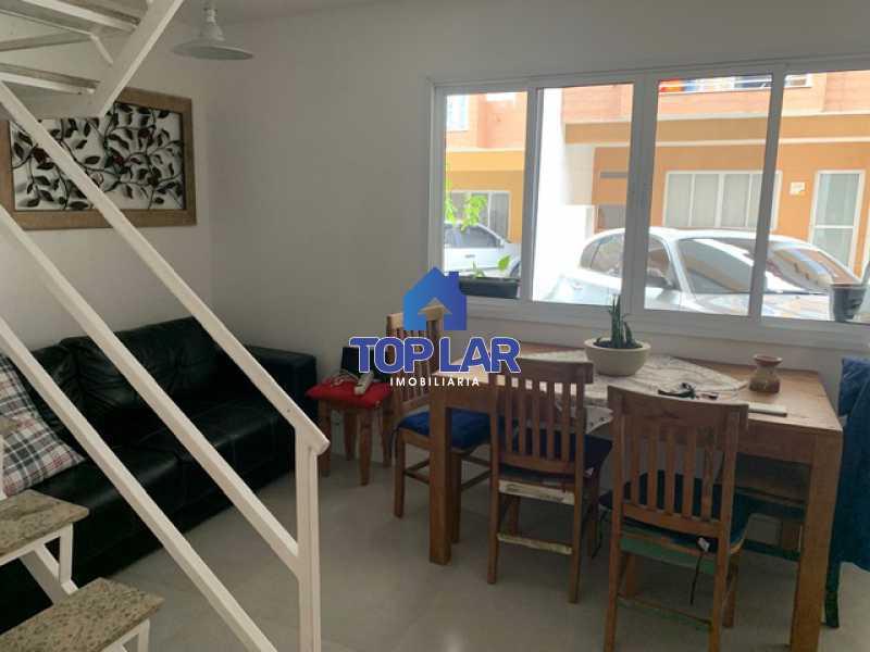 IMG_0955 - Casa Duplex, 3 quartos, condomínio com piscina e churrasqueira no bairro do Tanque. - HACN30008 - 5