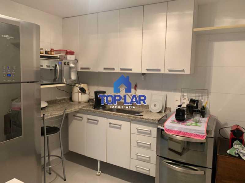 IMG_0956 - Casa Duplex, 3 quartos, condomínio com piscina e churrasqueira no bairro do Tanque. - HACN30008 - 7