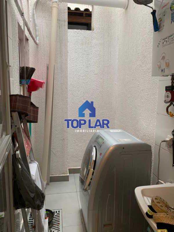 IMG_0959 - Casa Duplex, 3 quartos, condomínio com piscina e churrasqueira no bairro do Tanque. - HACN30008 - 10