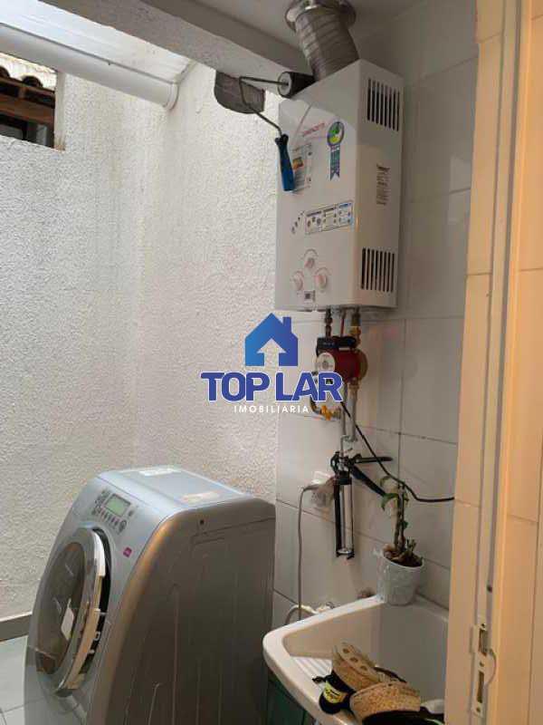 IMG_0960 - Casa Duplex, 3 quartos, condomínio com piscina e churrasqueira no bairro do Tanque. - HACN30008 - 11