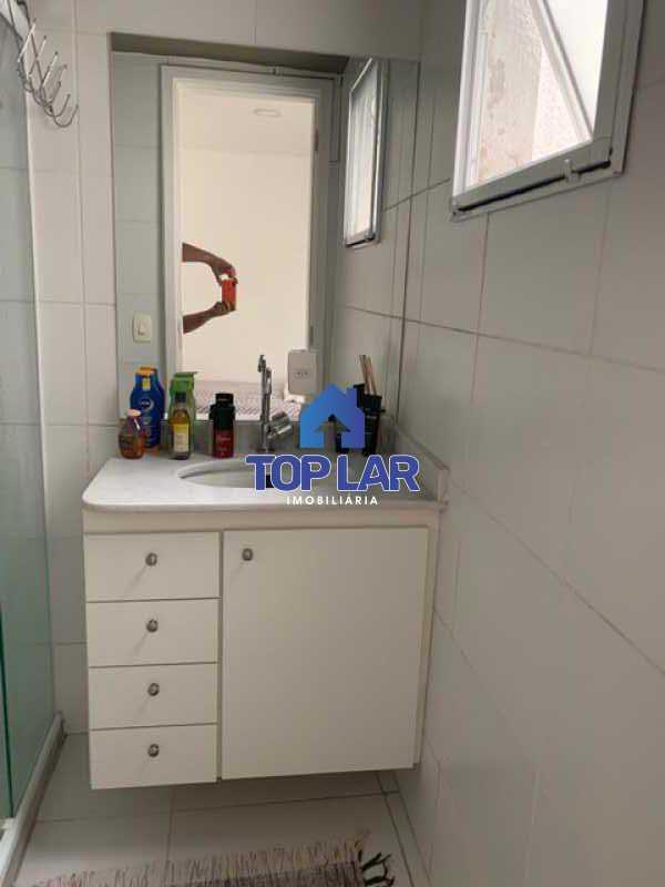 IMG_0966 - Casa Duplex, 3 quartos, condomínio com piscina e churrasqueira no bairro do Tanque. - HACN30008 - 16