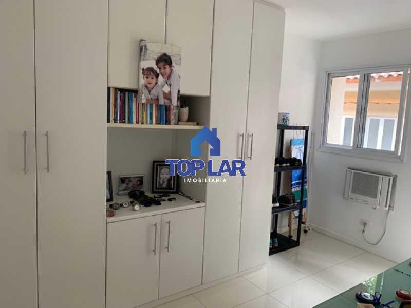 IMG_0970 - Casa Duplex, 3 quartos, condomínio com piscina e churrasqueira no bairro do Tanque. - HACN30008 - 17