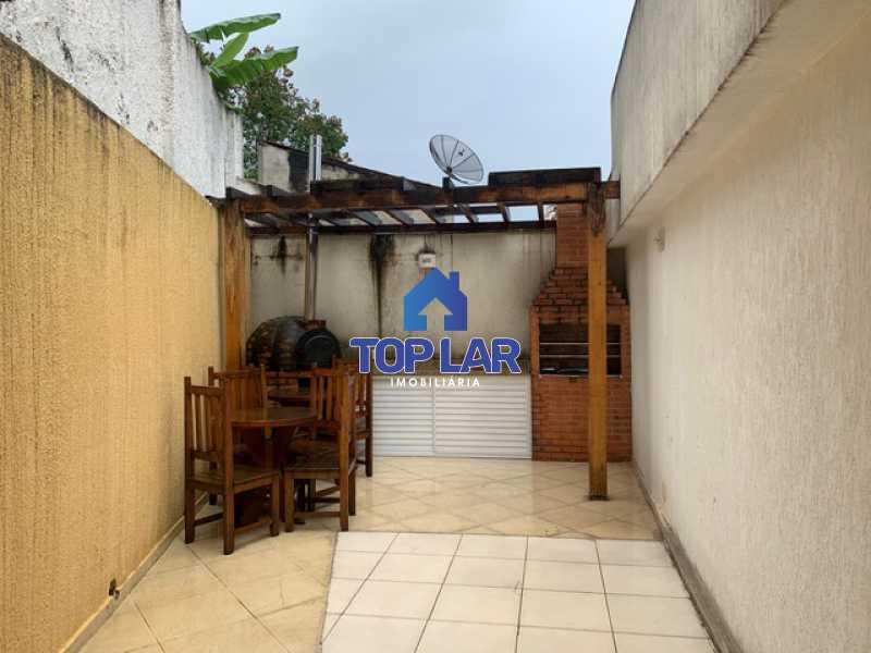 IMG_0977 - Casa Duplex, 3 quartos, condomínio com piscina e churrasqueira no bairro do Tanque. - HACN30008 - 23