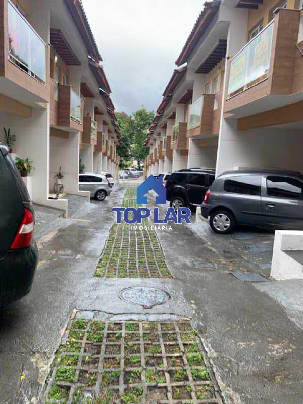 IMG_0980 - Casa Duplex, 3 quartos, condomínio com piscina e churrasqueira no bairro do Tanque. - HACN30008 - 24