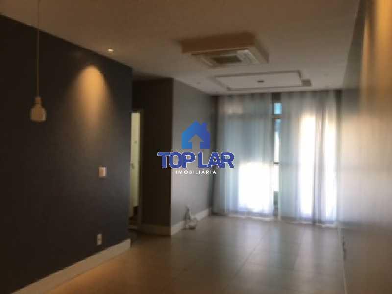 IMG_0109 - Apartamento Vila da Penha 2 quartos, salão de festas e piscina. - HAAP20188 - 4