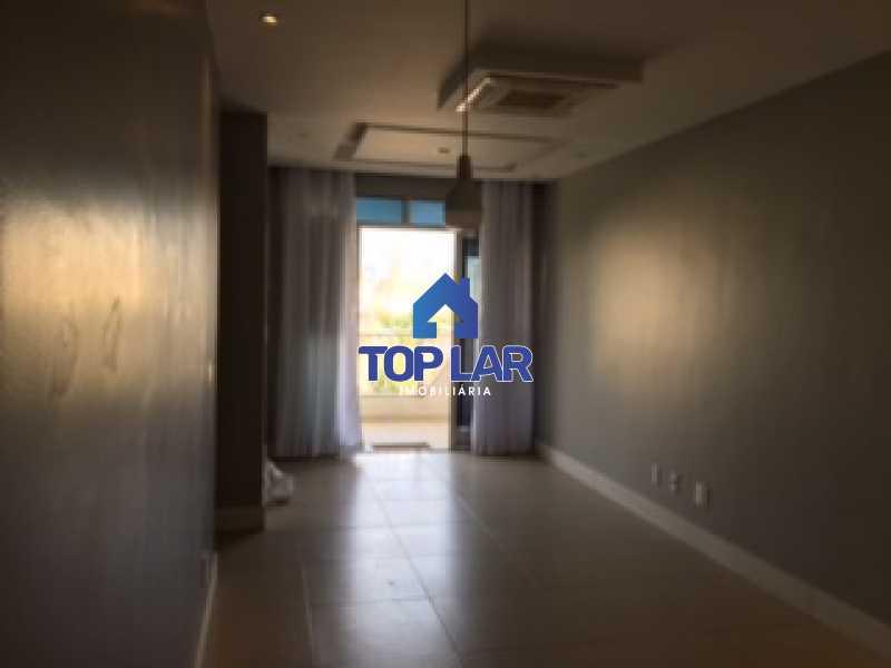 IMG_0112 - Apartamento Vila da Penha 2 quartos, salão de festas e piscina. - HAAP20188 - 5