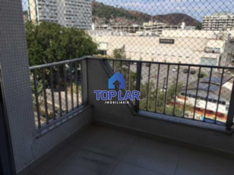 IMG_0114 - Apartamento Vila da Penha 2 quartos, salão de festas e piscina. - HAAP20188 - 6