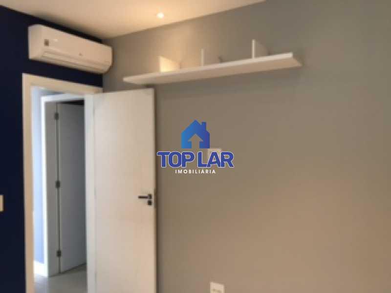 IMG_0123 - Apartamento Vila da Penha 2 quartos, salão de festas e piscina. - HAAP20188 - 10