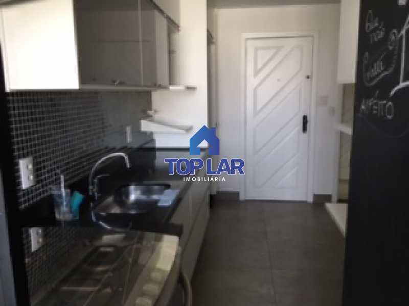 IMG_0135 - Apartamento Vila da Penha 2 quartos, salão de festas e piscina. - HAAP20188 - 19