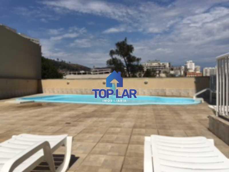 IMG_0150 - Apartamento Vila da Penha 2 quartos, salão de festas e piscina. - HAAP20188 - 28