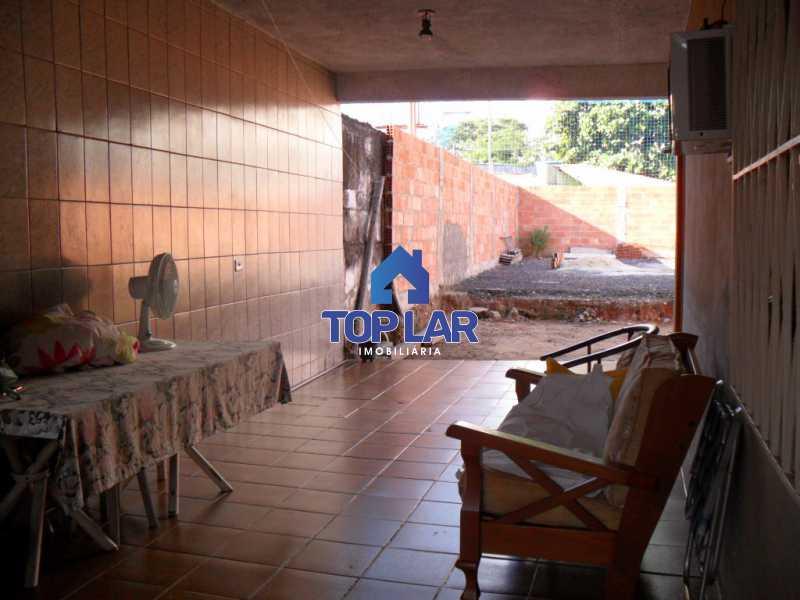 02 - PRÓX. BICÃO - Apto tipo casa, térreo, vrda, 02 qtos, 02 garagens - QUINTAL 180M². - HAAP20031 - 3