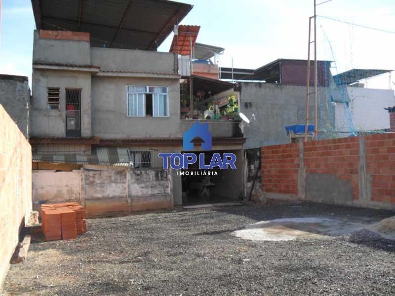 06 - PRÓX. BICÃO - Apto tipo casa, térreo, vrda, 02 qtos, 02 garagens - QUINTAL 180M². - HAAP20031 - 7