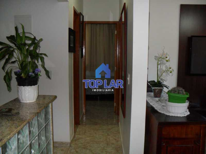 11 - PRÓX. BICÃO - Apto tipo casa, térreo, vrda, 02 qtos, 02 garagens - QUINTAL 180M². - HAAP20031 - 12