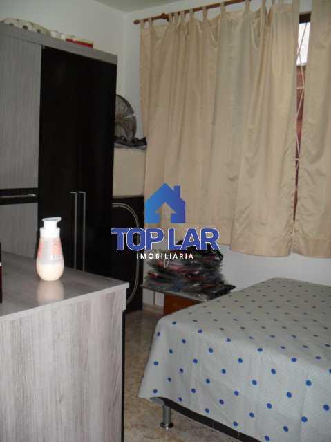 12 - PRÓX. BICÃO - Apto tipo casa, térreo, vrda, 02 qtos, 02 garagens - QUINTAL 180M². - HAAP20031 - 13