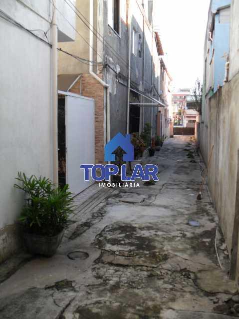 29 - PRÓX. BICÃO - Apto tipo casa, térreo, vrda, 02 qtos, 02 garagens - QUINTAL 180M². - HAAP20031 - 30