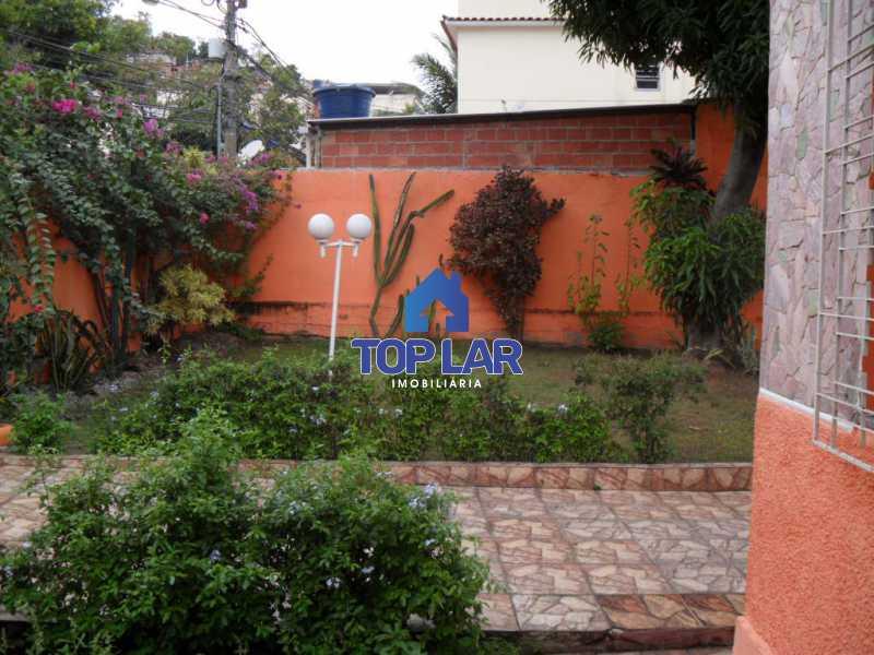 03 - Casa linear (532m²), fte rua, vrda, 2slas, 3qtos-1ste, área gourmet, quintalzão com piscina e 10 garagens. - HACA30006 - 4
