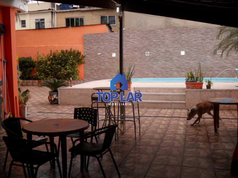06 - Casa linear (532m²), fte rua, vrda, 2slas, 3qtos-1ste, área gourmet, quintalzão com piscina e 10 garagens. - HACA30006 - 7