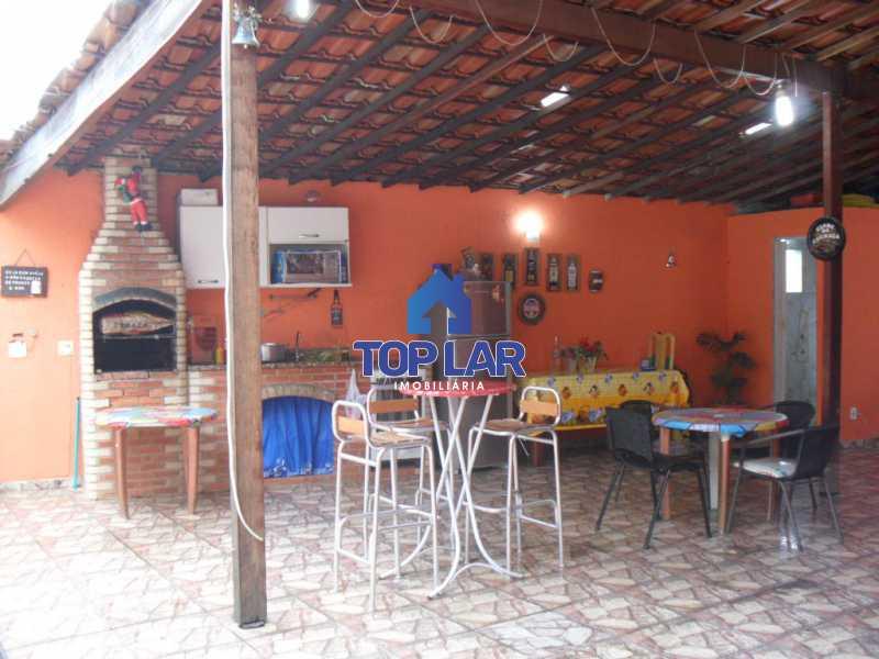 07 - Casa linear (532m²), fte rua, vrda, 2slas, 3qtos-1ste, área gourmet, quintalzão com piscina e 10 garagens. - HACA30006 - 8