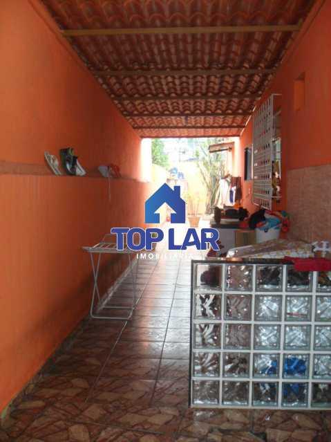 09 - Casa linear (532m²), fte rua, vrda, 2slas, 3qtos-1ste, área gourmet, quintalzão com piscina e 10 garagens. - HACA30006 - 10