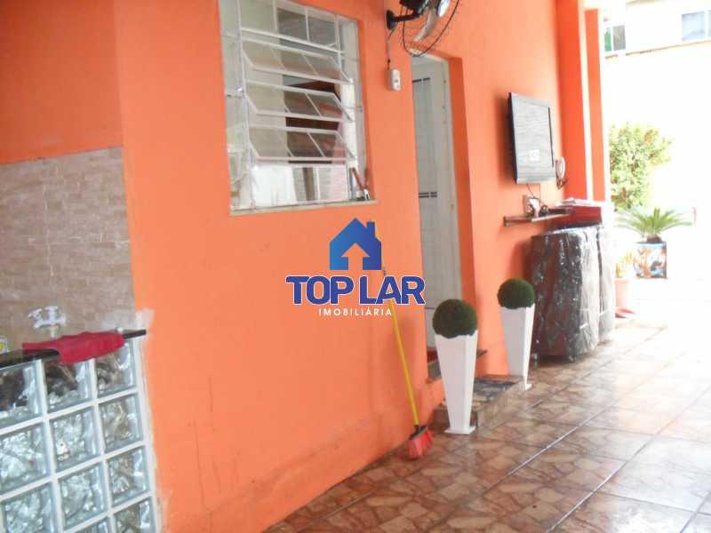10 - Casa linear (532m²), fte rua, vrda, 2slas, 3qtos-1ste, área gourmet, quintalzão com piscina e 10 garagens. - HACA30006 - 11