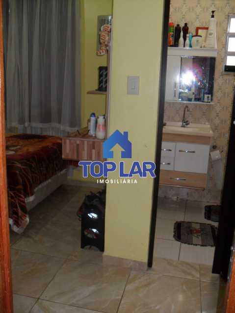 11 - Casa linear (532m²), fte rua, vrda, 2slas, 3qtos-1ste, área gourmet, quintalzão com piscina e 10 garagens. - HACA30006 - 12