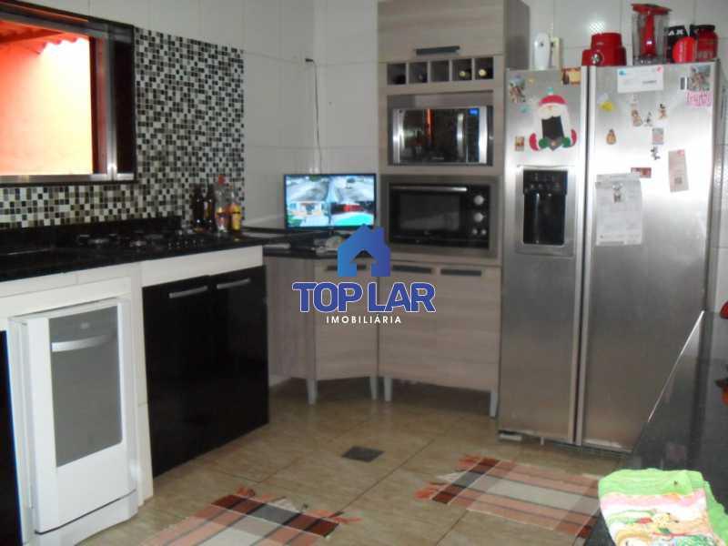 19 - Casa linear (532m²), fte rua, vrda, 2slas, 3qtos-1ste, área gourmet, quintalzão com piscina e 10 garagens. - HACA30006 - 20