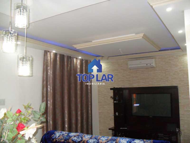 26 - Casa linear (532m²), fte rua, vrda, 2slas, 3qtos-1ste, área gourmet, quintalzão com piscina e 10 garagens. - HACA30006 - 27
