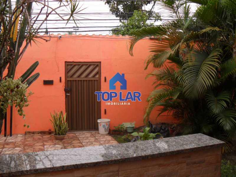 29 - Casa linear (532m²), fte rua, vrda, 2slas, 3qtos-1ste, área gourmet, quintalzão com piscina e 10 garagens. - HACA30006 - 30