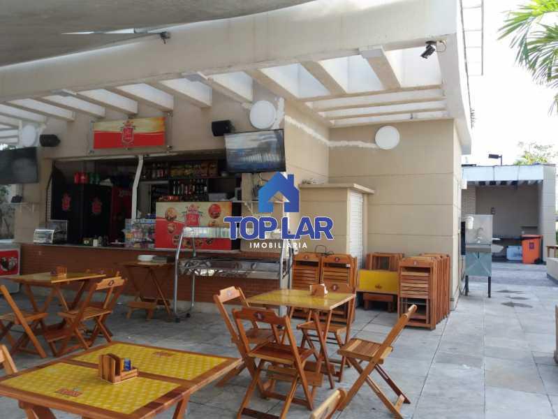 07 - Linda cobertura duplex, frente, 3 quartos - 2 planejados e 1 suíte, 3 banheiros, cozinha planejada, deck, churrasqueira, garagem e total infra. (Pátio Carioca) - HACO30003 - 9