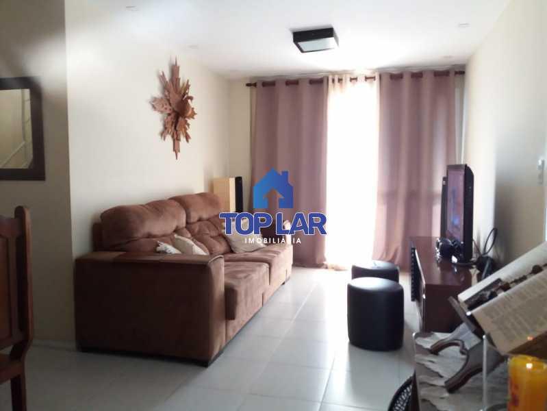 09 - Linda cobertura duplex, frente, 3 quartos - 2 planejados e 1 suíte, 3 banheiros, cozinha planejada, deck, churrasqueira, garagem e total infra. (Pátio Carioca) - HACO30003 - 11