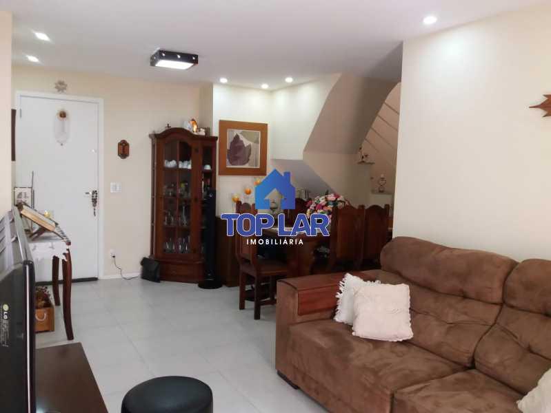 10 - Linda cobertura duplex, frente, 3 quartos - 2 planejados e 1 suíte, 3 banheiros, cozinha planejada, deck, churrasqueira, garagem e total infra. (Pátio Carioca) - HACO30003 - 10