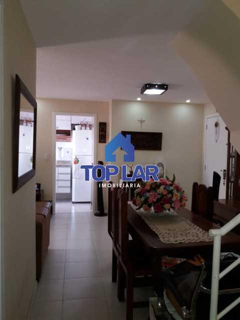 13 - Linda cobertura duplex, frente, 3 quartos - 2 planejados e 1 suíte, 3 banheiros, cozinha planejada, deck, churrasqueira, garagem e total infra. (Pátio Carioca) - HACO30003 - 14
